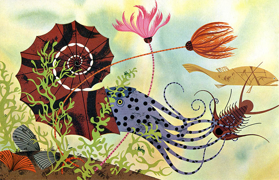 Golden Book Of Biology The Charley Harper Gallery