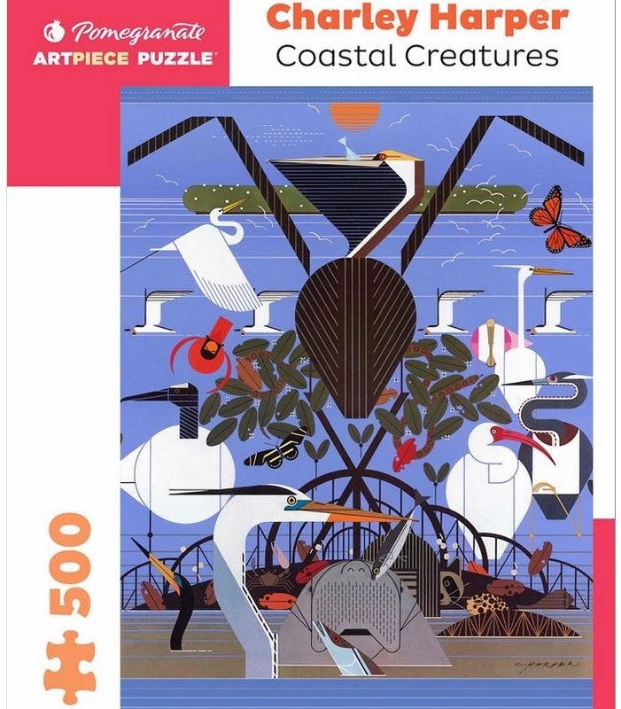 Coastal Creatures