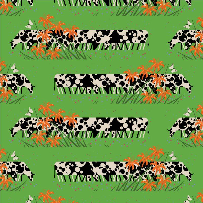 Cow Line